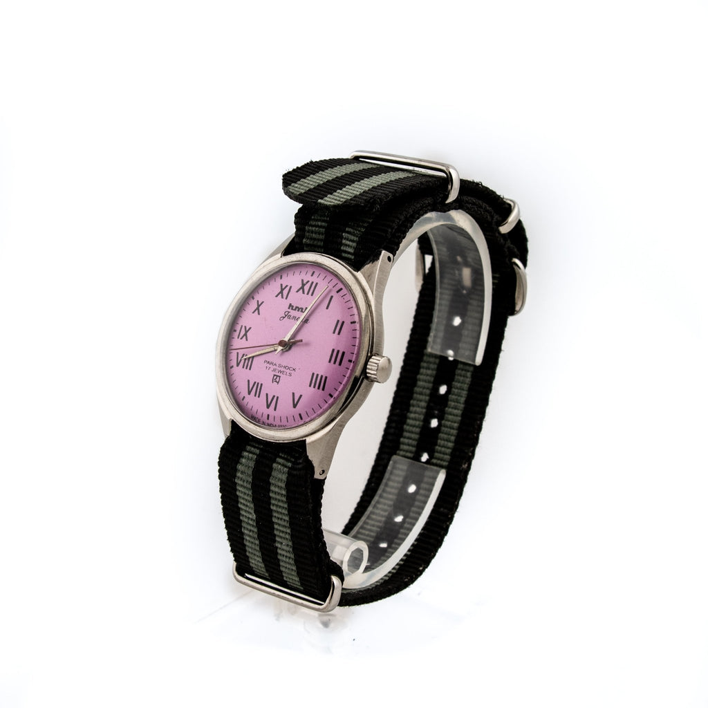 "Ursula HMT ""Janata"" Watch - Kingdom Jewelry"