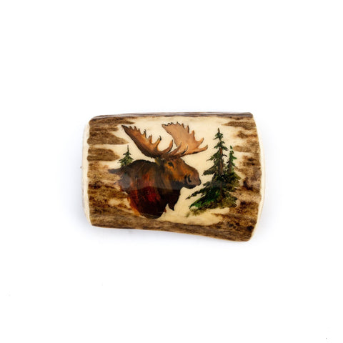 Barlow Eagle Belt Buckle
