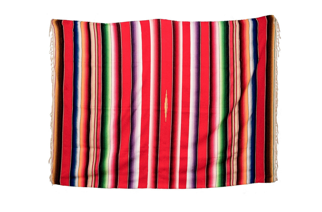 Vintage Serape Blanket - Kingdom Jewelry