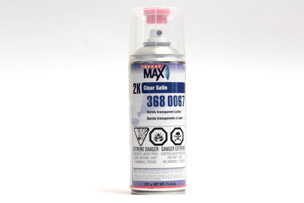 Spray-Max 2K Clearcoat – OnPace Finishing Solutions
