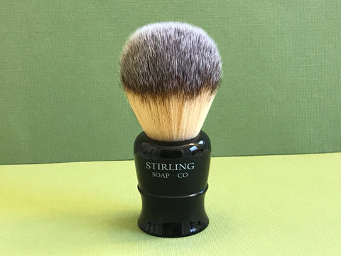 Stirling Soap Co. 24mm Synthetic Knot Shaving  Brush