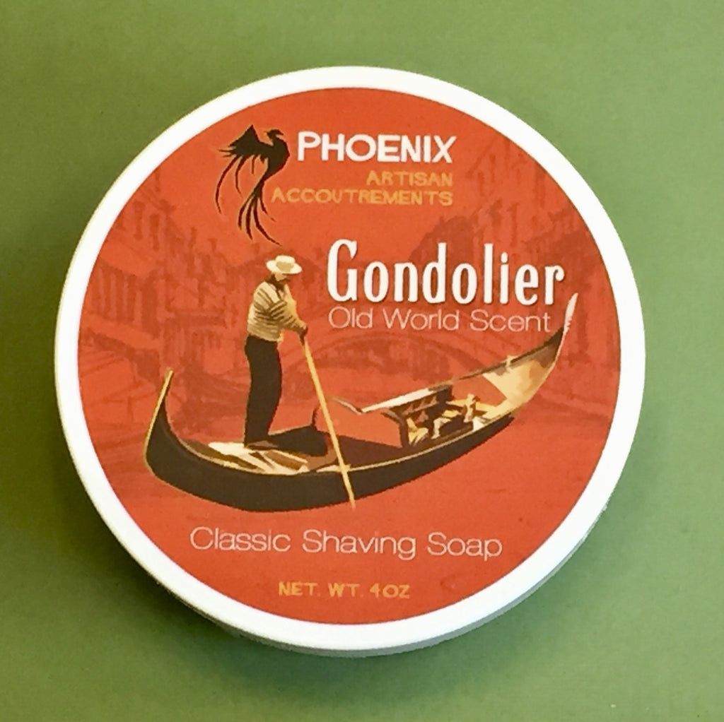 PAA Gondolier Shaving Soap
