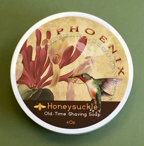 PAA Honeysuckle Shaving Soap