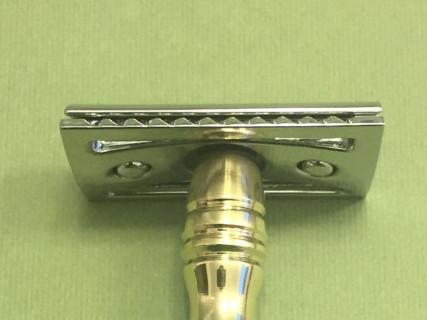 Maggard Safety Bar Razor Head for Rod George Handles