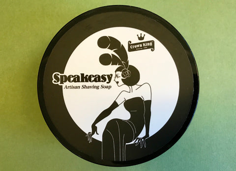 CK Speakeasy Shaving Soap