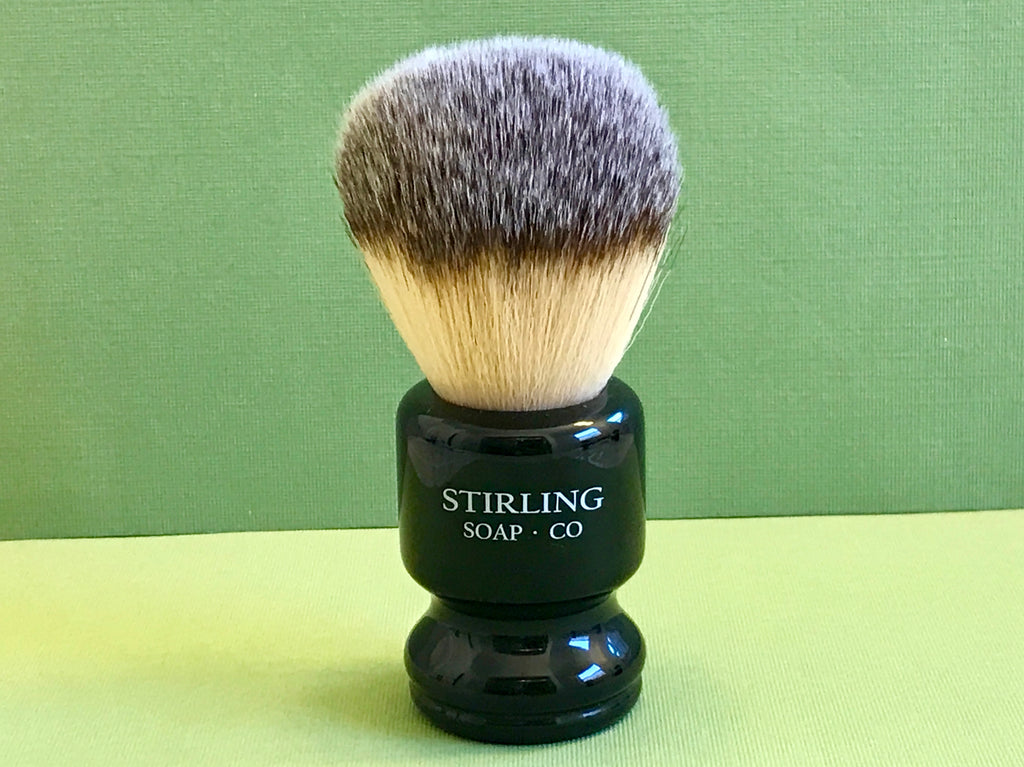Stirling Soap Co. Synthetic Shave Brush Pro