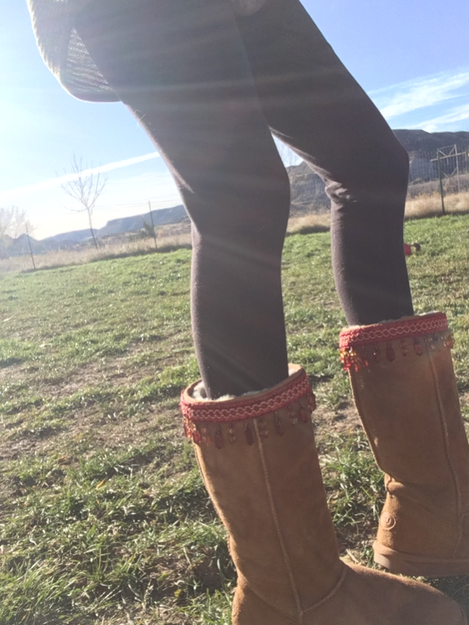 DIY: Spice Up Your Uggs
