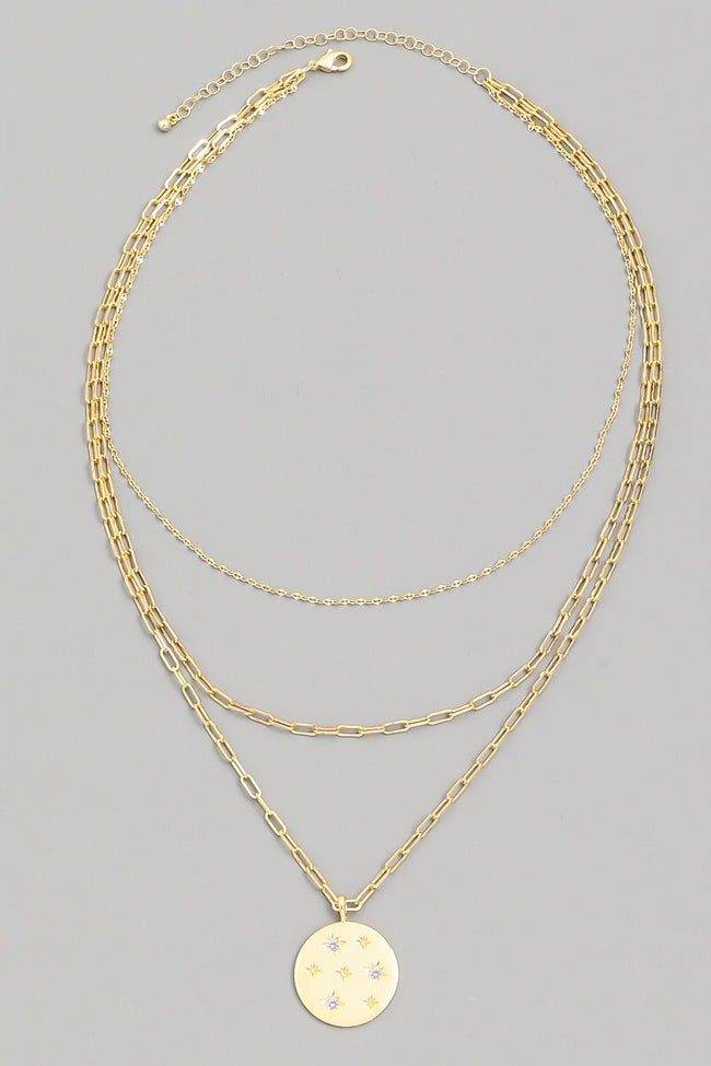 SABINA LAYERED NECKLACE
