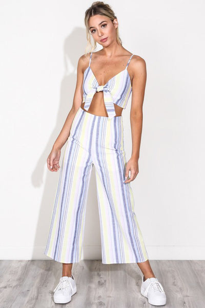 Summer Bayside Two Piece Set