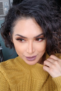 Fall/Winter Natural Everyday Glam