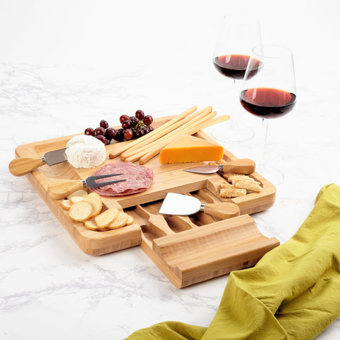 Miko cheese board charcuterie set