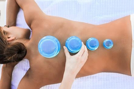 massage cupping, anti-cellulite massage cupping, cellulite treatment, LURE massage cups