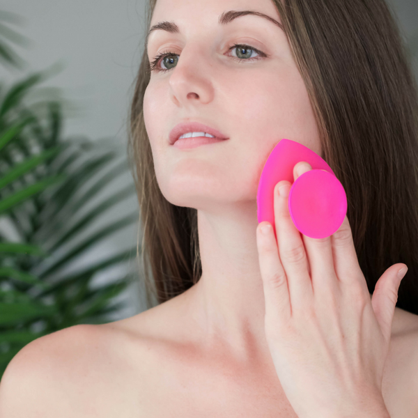 Silicone Cleansing brush, Facial Cupping massage, professional exfoliation clarity medspa toronto