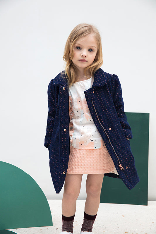 Carrement Beau Fall & Winter 2017 Kid Baby Girl Boy Clothing | kids atelier