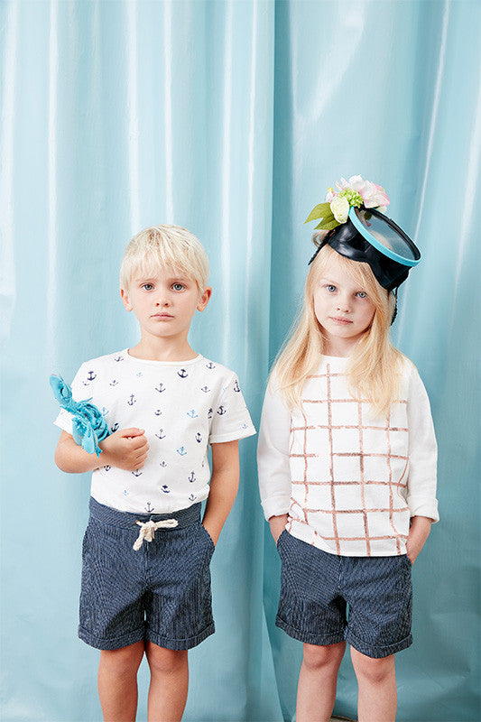 Carrement Beau Summer 2017 Kids Clothing | kids atelier