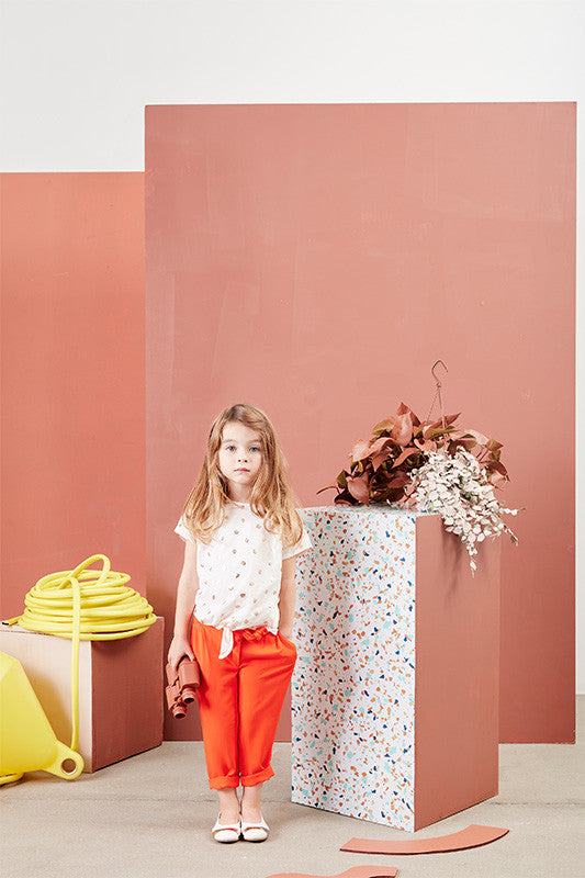 Carrement Beau Summer 2017 Kid Girl Clothing | kids atelier
