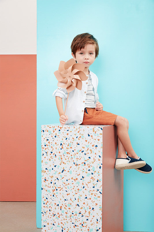 Carrement Beau Summer 2017 Kid Boy Clothing | kids atelier