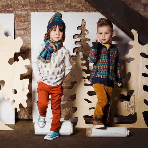 Deux Par Deux Fall & Winter 2017 Boys | kids atelier