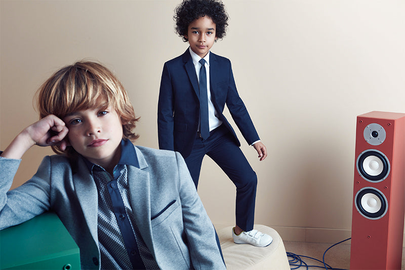 Hugo BOSS Kids Fall & Winter 2017 | kids atelier