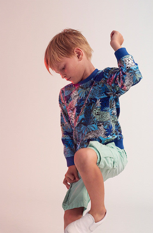 Little Marc Jacobs Summer 2017 Kid Boy Clothing | kids atelier