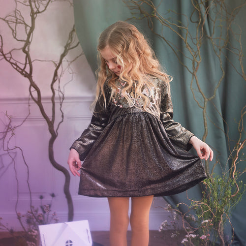 Billieblush Dresses Fall & Winter 2017 | kids atelier