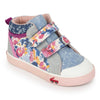 See Kai Run Kya Blue Watercolor Mix-Shoes-See Kai Run-kids atelier