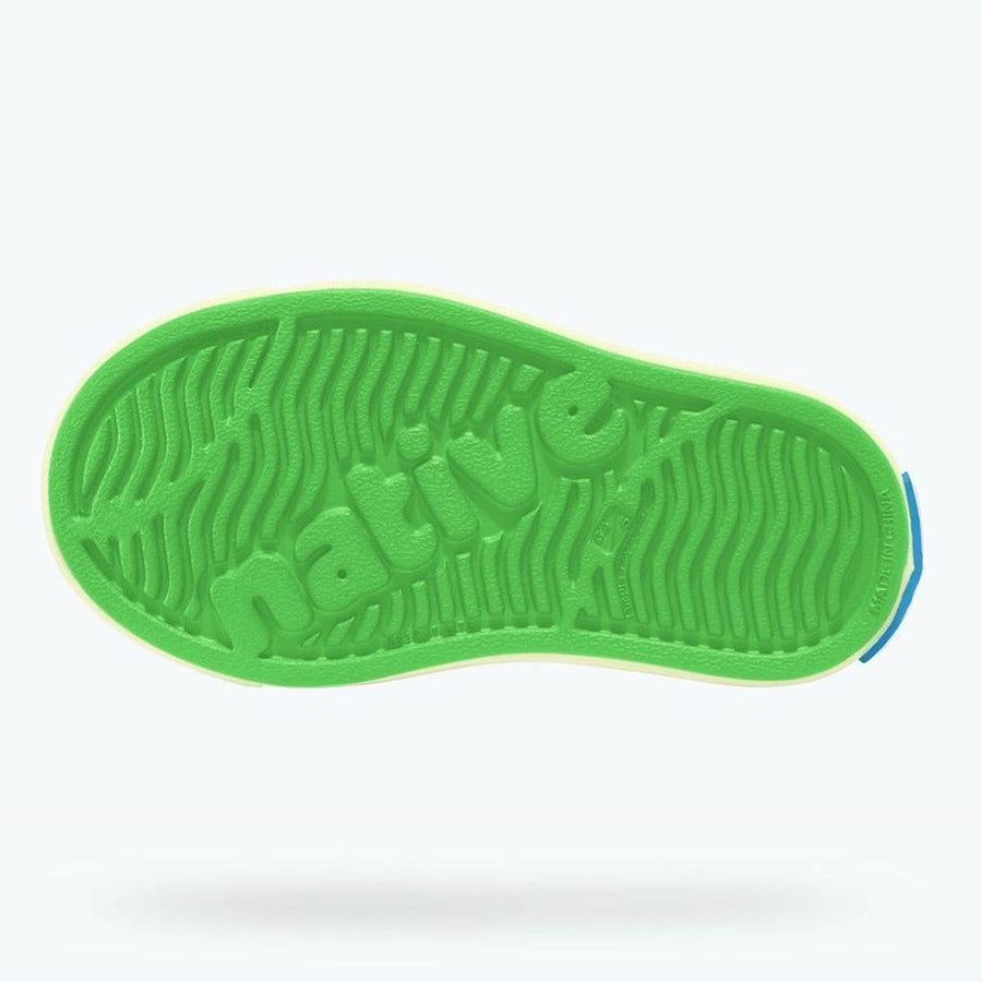 a4adf5858f85 Water Shoes Native Unisex Babies  Glow in The Dark Jefferson Sneaker Native  Kids 13100103