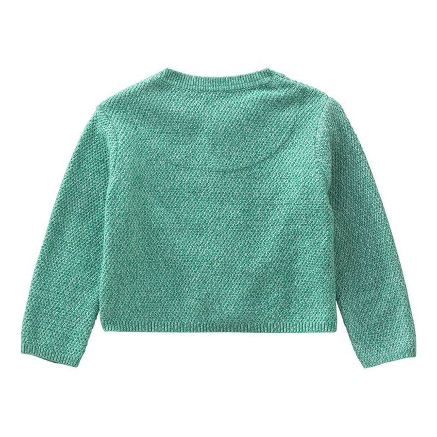 Oilily Turquoise Kama Knitted Cardigan