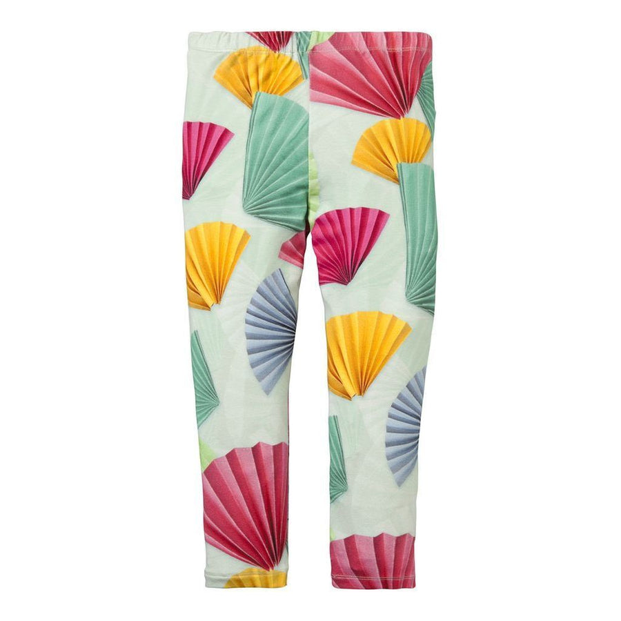 Oilily Green Fans Tiska Leggings