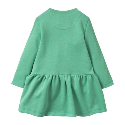 Oilily Turquoise Rdeo Helena Sweat Dress