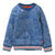 Oilily Blue Dino Hobbe Sweater
