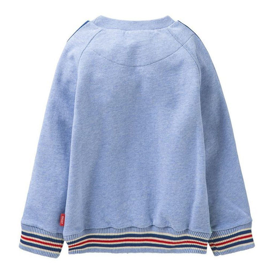 Oilily Blue Jazzy Hobbe Sweater