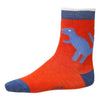 Oilily Mino Red Dinosaur Socks-Accessories-Oilily-kids atelier