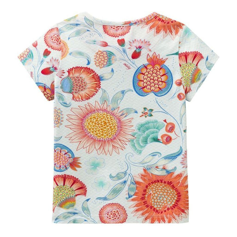 Oilily Sunflower T-shirt-Shirts-Oilily-kids atelier