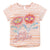 Oilily Orange Stipe Taliz T-shirt