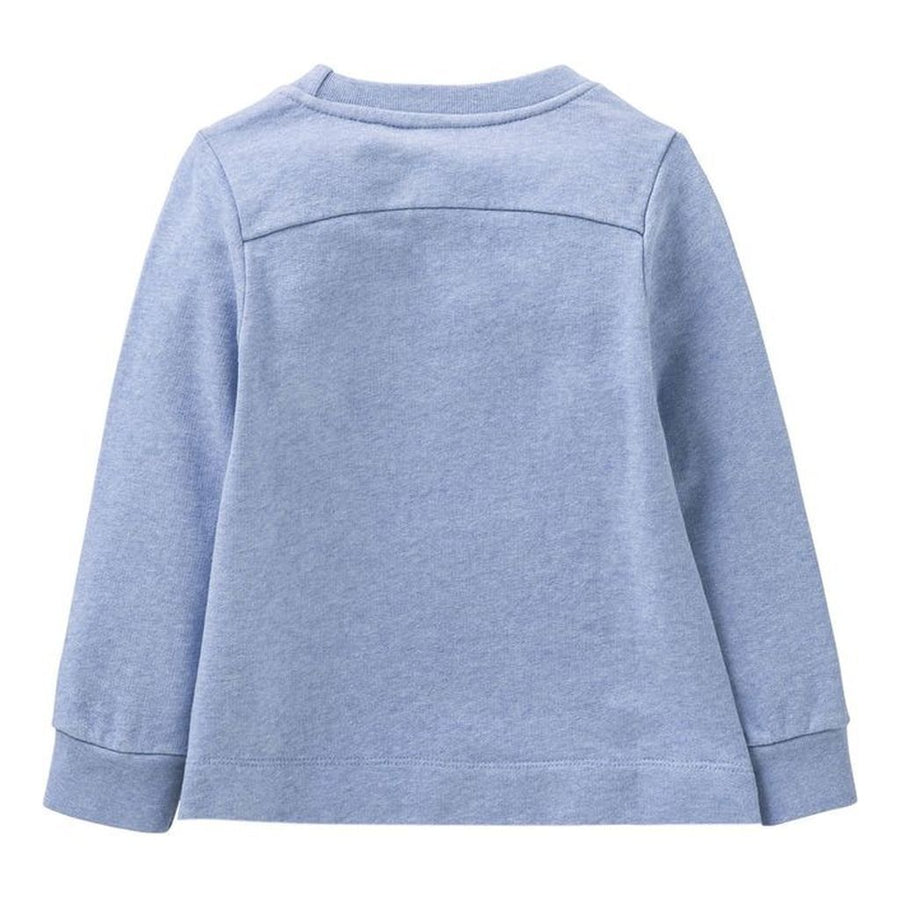 Oilily Blue Hascha Sweater-Sweaters-Oilily-kids atelier