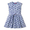 OILILY Blue Duka Dress-Dresses-Oilily-kids atelier