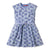 OILILY Blue Duka Dress