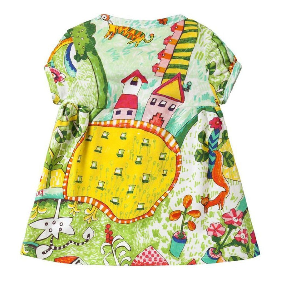 Oilily Trada Countryside Dress-Dresses-Oilily-kids atelier