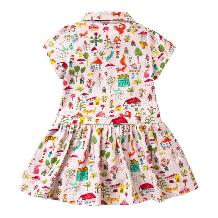 Oilily Twiny Countryside Dress-Dresses-Oilily-kids atelier
