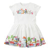 Oilily Dabra Logo Print Dress