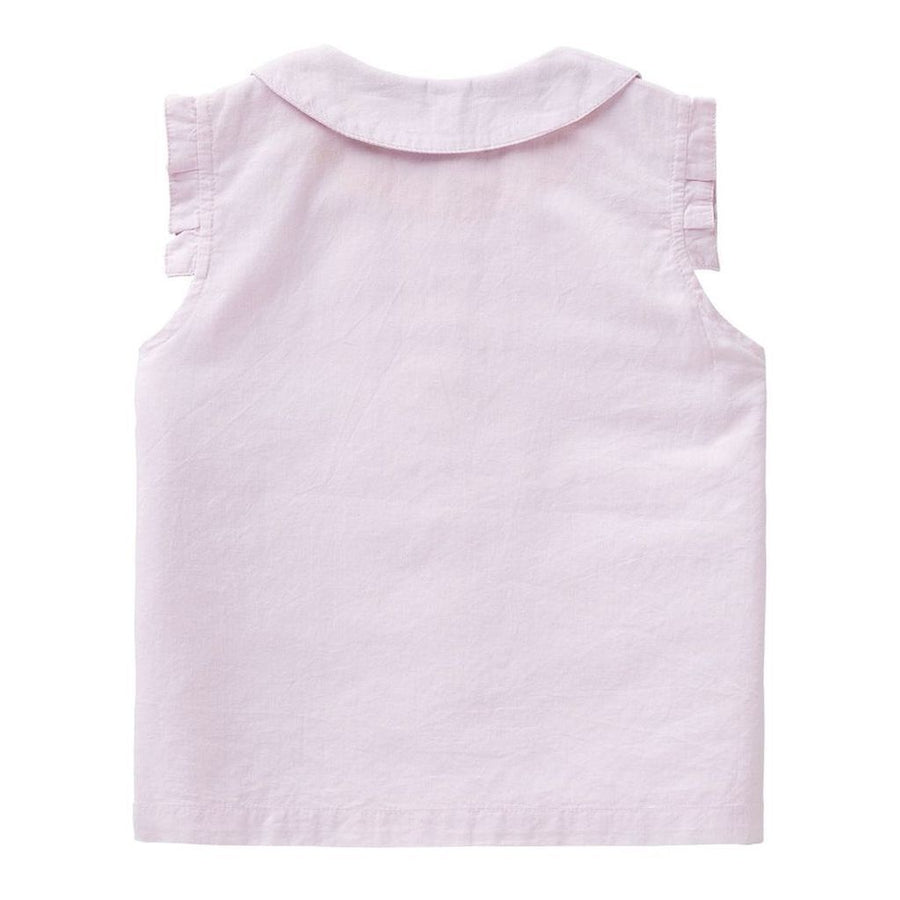 Oilily Pink Babbas Blouse-Shirts-Oilily-kids atelier
