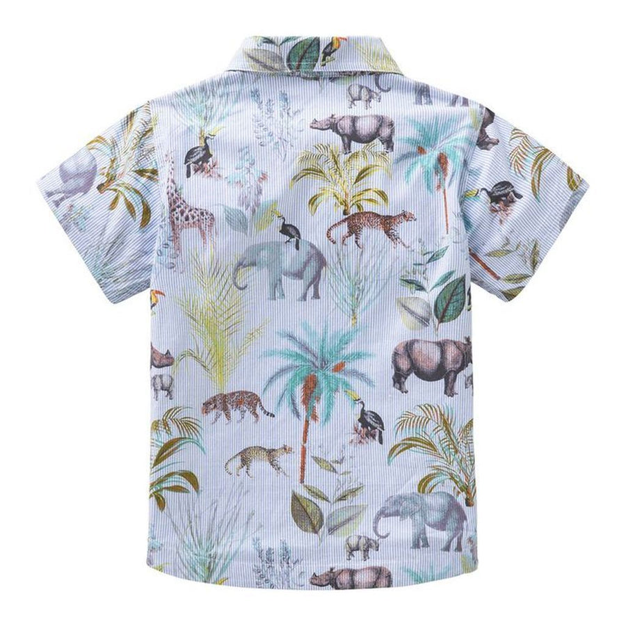 Oilily Bonk Jungle print Blouse