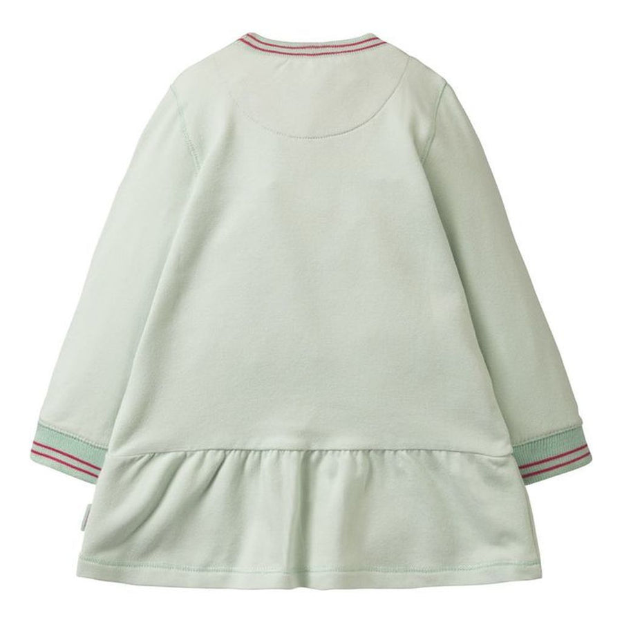Oilily Hanouk Green Dress-Dresses-Oilily-kids atelier