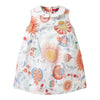 Oilily Djoline Sunflower Chintz Dress