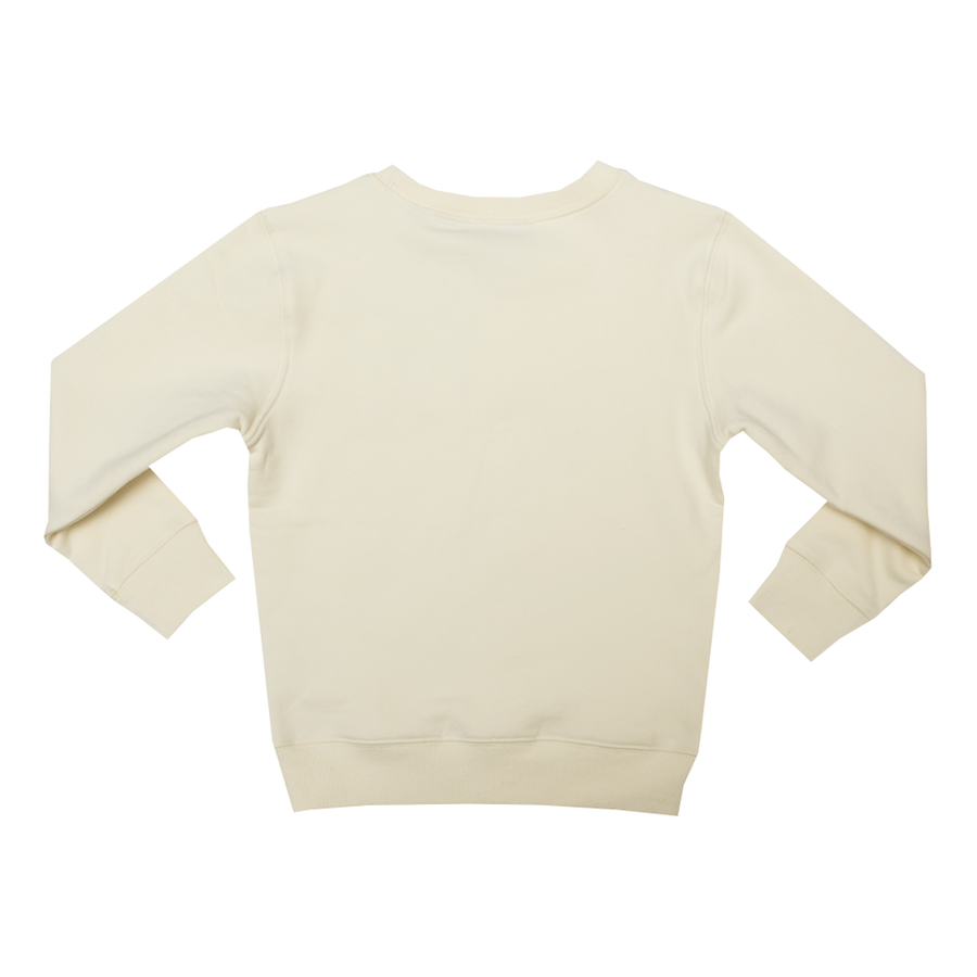 Rock Your Baby Cream Storybook Sweater