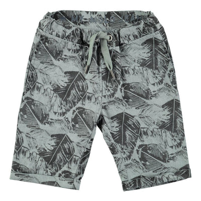 Molo Antonio Goblin Leaves Shorts-Shorts-Molo-kids atelier