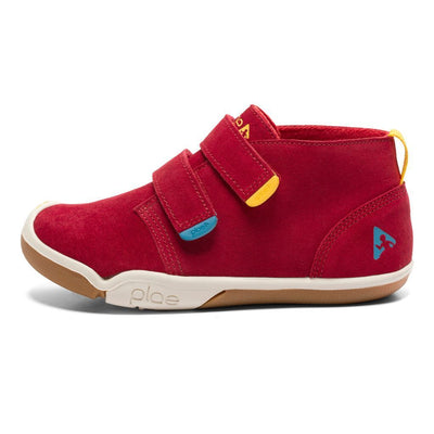Plae Lou Red Shoes-Shoes-Plae-kids atelier