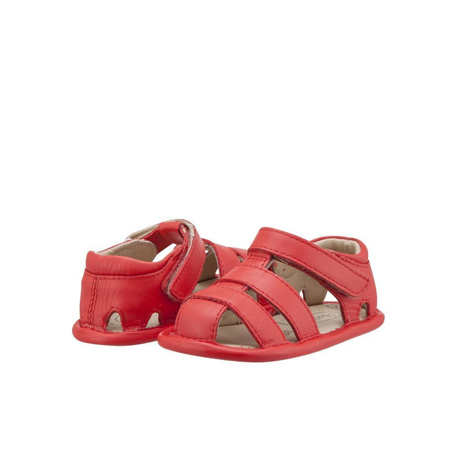 Old Soles Sandy Bright Red Sandals-Shoes-Old Soles-kids atelier
