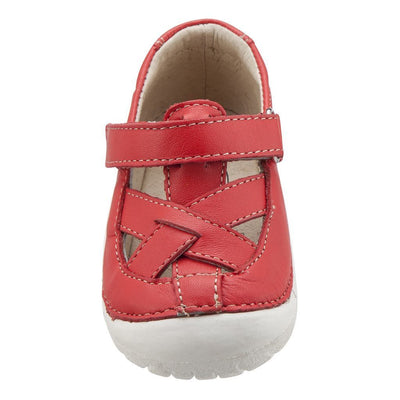 6d9d5936beef76 Old Soles Pave Petal Bright Red Shoes-Shoes-Old Soles-kids atelier